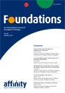 Foundations magazine front cover